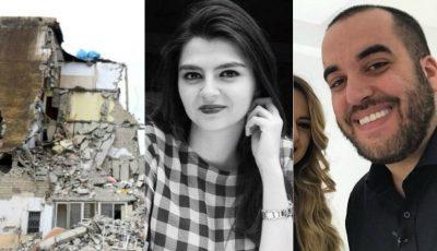Viitoarea noră a premierului Albaniei și întreaga ei familie au murit în cutremurul de marți dimineață