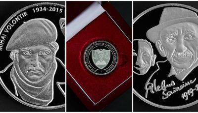 Șapte monede comemorative și jubiliare au fost puse în circulație de ziua leului moldovenesc
