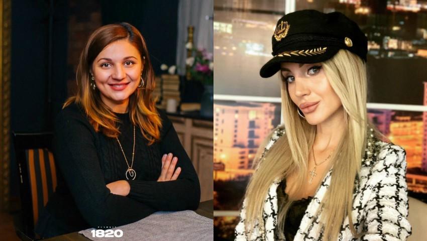 Foto: Cristy Rouge și Kătălina Rusu s-au pozat cu burticile la vedere și arată foarte bine!