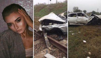 Tânăra în vârstă de 20 de ani, rănită grav în accidentul din sudul țării, are nevoie de ajutor