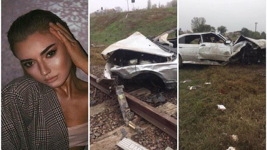 Foto: Tânăra în vârstă de 20 de ani, rănită grav în accidentul din sudul țării, are nevoie de ajutor