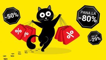 De Black Friday Top Shop ți-a pregătit REDUCERI de senzație, de la -29% până la -80%
