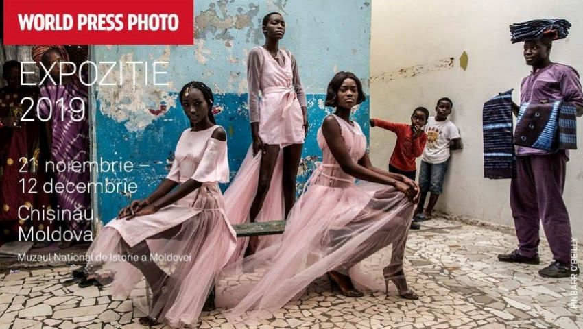 ",,World Press Photo 2019"" – cea mai importantă competiție fotografică internațională vine la Chișinău!"