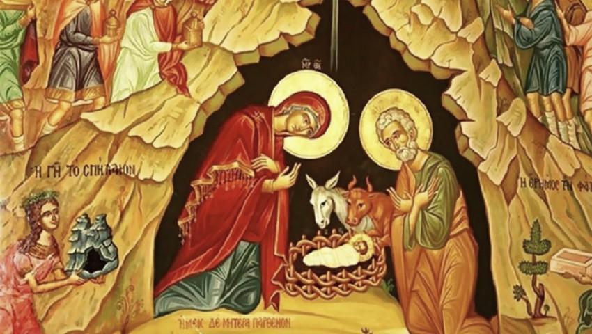 Foto: Credincioşii ortodocși de stil vechi intră în Postul Crăciunului