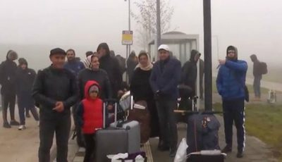 65 de moldoveni așteaptă să primească azil politic în Olanda. Cum au ajuns în această țară?