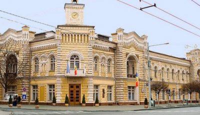 Primăria Municipiului Chișinău se mută în altă clădire