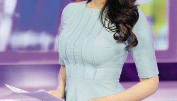 O prezentatoare de știri din Moldova și-a luat rămas bun de la telespectatorii fideli
