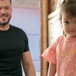 Foto: Fetița lui Victor Slav nu locuiește nici cu mama, nici cu tatăl ei. Unde stă Sofia acum?