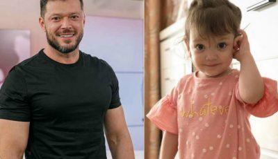 Fetița lui Victor Slav nu locuiește nici cu mama, nici cu tatăl ei. Unde stă Sofia acum?