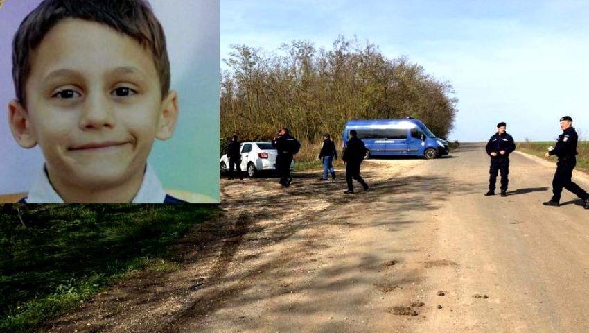 Foto: Un copil de 8 ani este căutat de trei zile. Familia acestuia crede că băiețelul a fost răpit