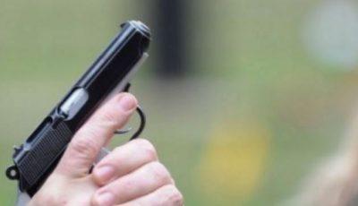 Tinerii care au împușcat dintr-un automobil în mers, au fost identificați de poliție