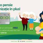 Foto: Câștigă o pensie/indemnizație în plus, cu cardul Moldova Agroindbank!