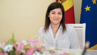 Moldoveanca Anastasia Nichita a devenit vicecampioană mondială Under 23