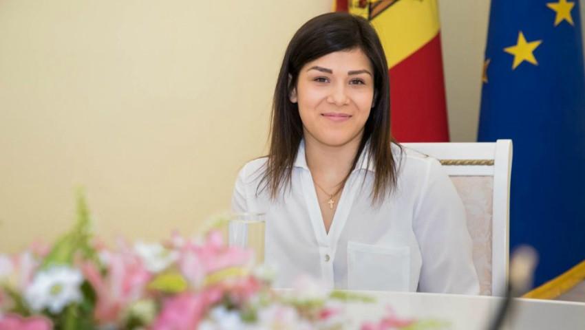 Foto: Moldoveanca Anastasia Nichita a devenit vicecampioană mondială Under 23