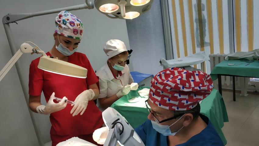 """Foto: Un pas concret pentru a-ți spori încrederea în tine: Clinica """"Sancos"""" îți oferă cea mai modernă metodă pentru transplant de păr"""