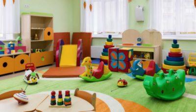 În Chișinău s-a deschis un centru gratuit de zi, pentru copii de la 4 luni