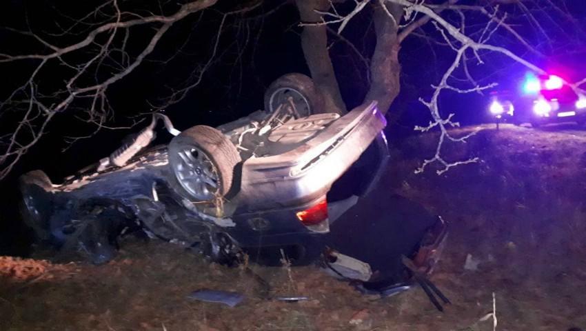 Foto: Doi oameni au murit și alți 11 au fost răniți în accidente rutiere, noaptea trecută