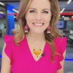 Foto: O prezentatoare a descoperit că are cancer la sân, în direct, la TV