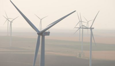 Vântul a devenit, de ieri de la prânz, prima sursă de electricitate a României