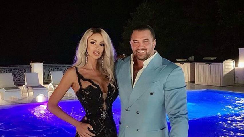 """Foto: Bianca Drăgușanu l-a iertat pe Alex Bodi: """"Soțul meu mă iubește foarte mult, chiar mă adoră"""""""