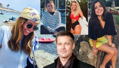 Ele sunt nepoatele lui Brad Pitt! Fetele nu profită deloc de celebritatea unchiului lor. Vezi ce ocupații au!