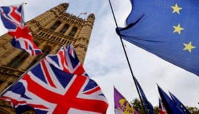 Marea Britanie iese din Uniunea Europeană pe 31 ianuarie