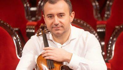 Instrumentistul Vasile Advahov, mândru de fiul său! Daniel a luat premiul I la acordeon