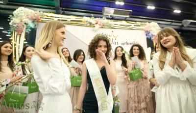 """Antos a desemnat câștigătoarea titlului """"Miss Naturalețe 2019"""""""