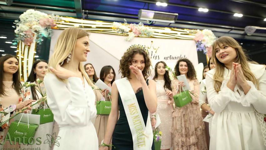 """Foto: Antos a desemnat câștigătoarea titlului """"Miss Naturalețe 2019"""""""
