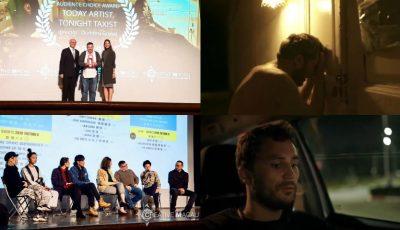 """Filmul ,,Today artist, tonight taxist"""" în regia lui Dumitru Grosei, a fost premiat în China!"""