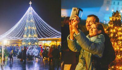 """,,Forfotă de Crăciun la Castel"""" – un adevărat Târg de Sărbătoare! Vezi ce surprize îi așteaptă pe cei mari și mici"""
