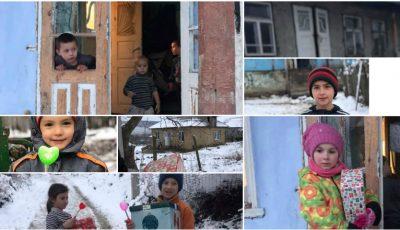 Sute de copii din țară mor de frig și de foame, în ajunul anului 2020
