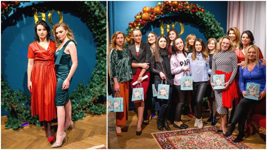 Foto: Foto! Stilul și frumusețea și-au dat întâlnire la cea mai relaxantă cuconadă organizată în inima Capitalei!