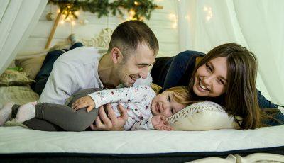 Mirela și Dumitru Urușciuc: Misiune împlinită, odată cu nașterea copiilor