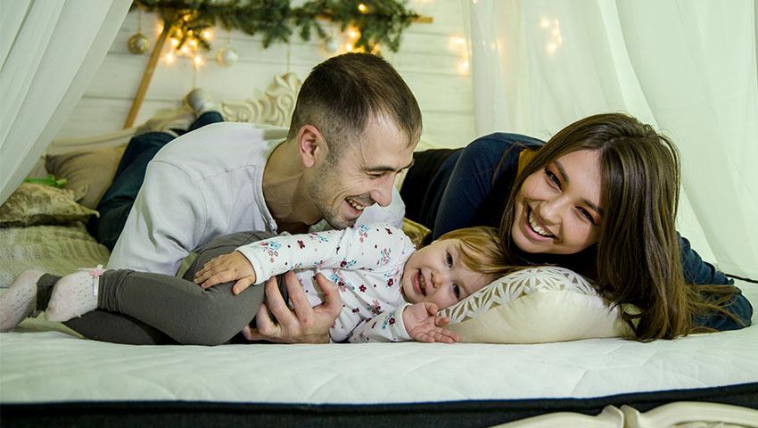 Foto: Mirela și Dumitru Urușciuc: Misiune împlinită, odată cu nașterea copiilor