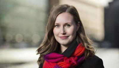 Sanna Mirella Marin este noul premier al Finlandei, în vârstă de numai 34 de ani
