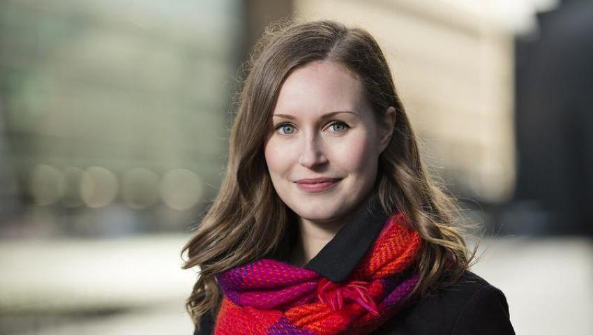 Foto: Sanna Mirella Marin este noul premier al Finlandei, în vârstă de numai 34 de ani