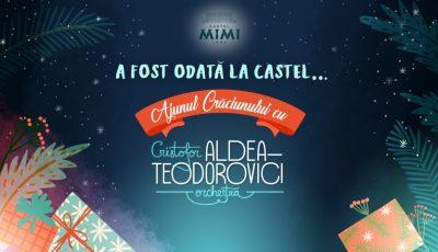 Întâmpină Ajunul Crăciunului cu Orchestra lui Cristofor Aldea-Teodorovici, la Castel Mimi!