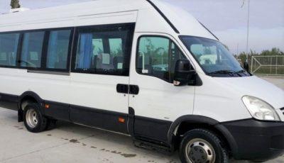 Microbuzul cu prețul de 10 lei pentru o călătorie circulă deja în Chișinău