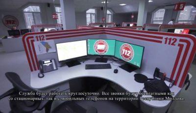 Poliția îndeamnă cetățenii să fie responsabili: Apelați 112 doar în cazuri de urgență!