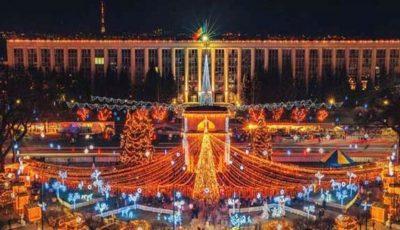 Începând cu ora 18:00, traficul rutier va fi suspendat în PMAN, în legătură cu desfășurarea concertului de Revelion