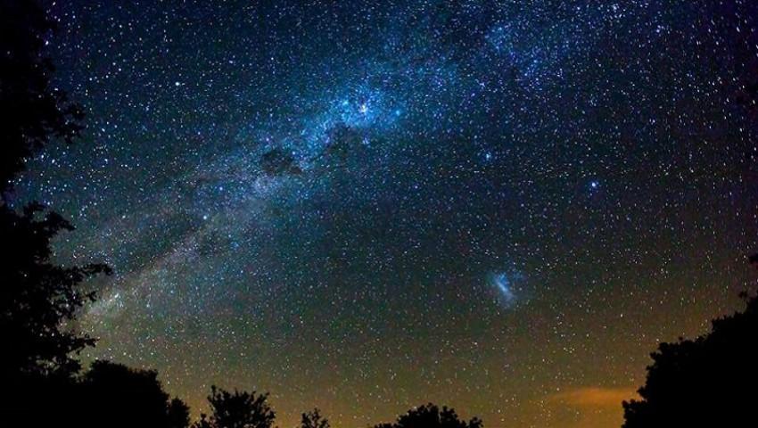 Foto: Fenomen surprinzător! De ce în Africa cerul este atât de înstelat?