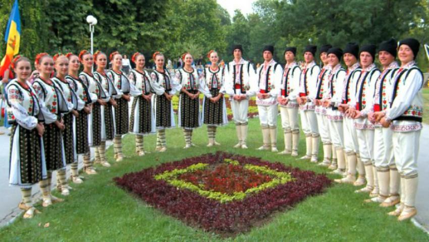 Foto: Dansatorii din Moldova au obținut medalia de aur la Moscova