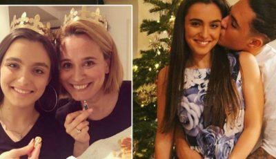 Fiica Andreei Esca este însărcinată? Imaginea care a trezit curiozitatea internauților