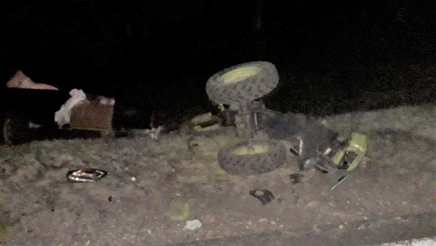 Foto: Accident în lanț la Ștefan Vodă. Un bărbat de 51 de ani a decedat pe loc