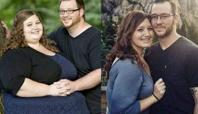 Un cuplu a reușit să slăbească împreună 180 de kg. Un vis realizat!