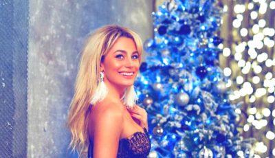 Atmosferă de Crăciun, în casa Nataliei Gordienko! Artista și fiul ei au împodobit bradul