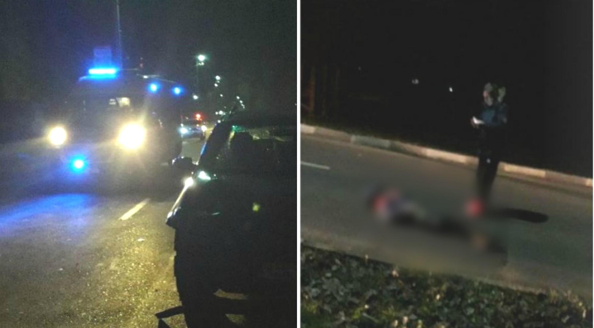 Foto: Accident fatal la Bălți. O tânără a murit pe loc, iar un tânăr se află în stare gravă