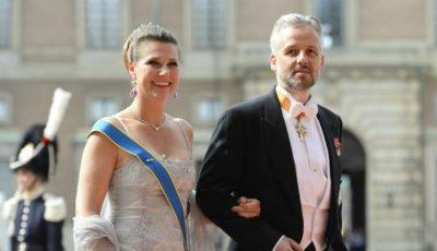 Șoc în Norvegia. Fostul soţ al Prinţesei Martha Louise s-a sinucis