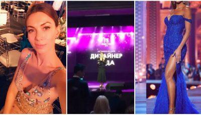 """Creatoarea de modă Olga Blanc a fost desemnată ,,Designerul Anului"""" în Rusia"""
